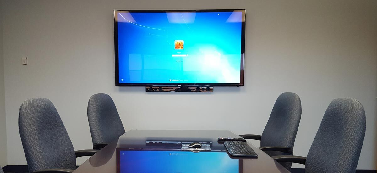Conference Room Portable Av Tv